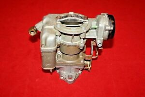 Motorcraft Carter Yf6307s 1 Bbl Carburetor Core Ford 1971 1974 Premium Core