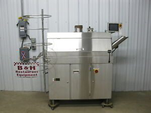 Chippery Self Contained Potato Chip Slicer Fryer Automated Production Cooker