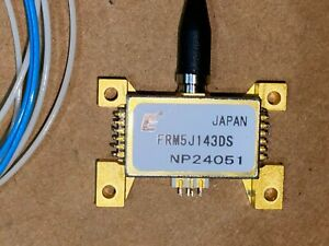 Fujitsu eudyna Devices Frm5j143ds 10gb s Ingaas Pin Pre amp Receiver