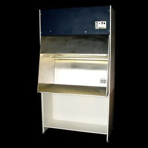 Envirco 31370 Esm Stainless Steel Unidirectional Flow Clean Bench Fume Hood 2