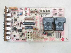 York Luxaire Coleman Furnace Control Circuit Board 031 01264 002