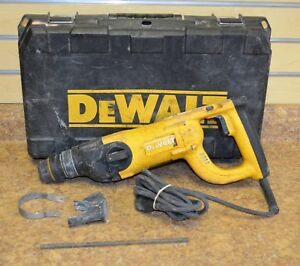 Dewalt D25213 1 D Handle 3 Mode Sds Rotary Hammer Drill W Case Free Shipping
