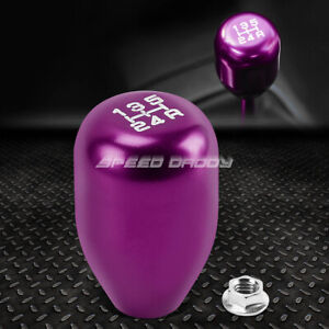 For 88 00 Honda Civic Crx Acura Integra Purple Racing Manual 5 Speed Shift Knob