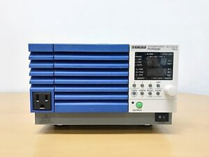 Kikusui Pcr500m Ac Power Supply Ac 1 270v 5a 500va