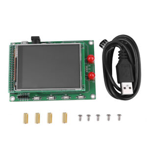 Rf Sweep Signal Source Generator Board 35m To 4 4g Stm32 Tft Touch Lcd Green