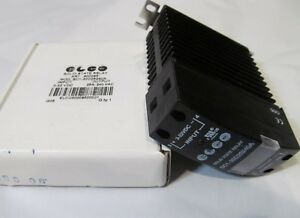 New Elco Sc1 30d25240a Solid State Relay With Heat Sink 25a 240 Vac 3 32 Vdc Din