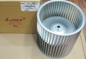 008276 16 Lau A15 15a Blower Wheel Squirrel Cage 15 1 2 X 15 X 1 Double Inlet