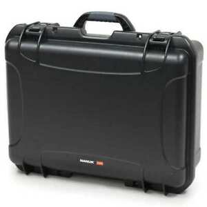 Black Protective Case 21 7 l X 16 9 w X 8 1 2 d Nanuk Cases 940 0001