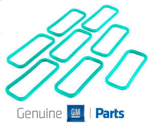 Gto Corvette Cts V Gm 6 0l Ls2 Intake Manifold Gaskets Set Of 8 New Gm 89017585