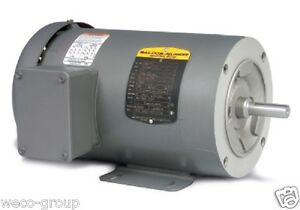 Cem3559 3 Hp 3450 Rpm New Baldor Electric Motor Old Cm3559
