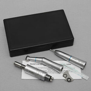 Kavo Style Dental Internal Water Low Speed Handpiece 4h Motor Contra Angle 1 Kit