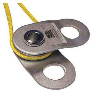 Pulley Block 1 1 4 l X 2 1 2 w X 5 1 2 h Superwinch 7754