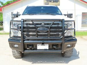 New Ranch Style Front Bumper 2017 2018 Ford F250 F350 Super Duty Steelcraft Hd