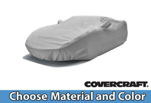 Custom Covercraft Car Covers Choose Your Material And Color