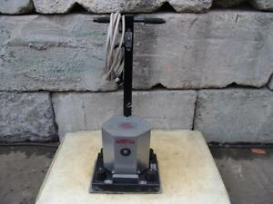 Essex Silverline 1218r Square Orbital Floor Sander Very Late Model Works Great 3