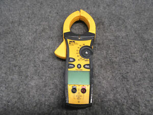 Ideal 61 774 Tightsight Clamp Meter tested Working