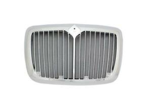 International Prostar 07 18 Front Grill Grille Oe Type All Chrome W O Bug Screen
