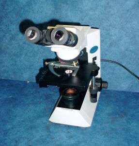Olympus Cx 31 Cx31rbsf Binocular Biological Microscope W 3 Objectives 5