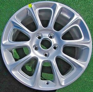 New Factory Dodge Dart Wheel 2013 2014 2015 2016 Genuine 17 Oem 1tp82xzaac 2482