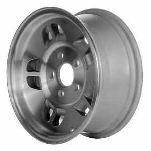 03185 Refinished Ford Ranger 1996 1997 14 Inch Wheel Rim Oe Aftermarket Chrome