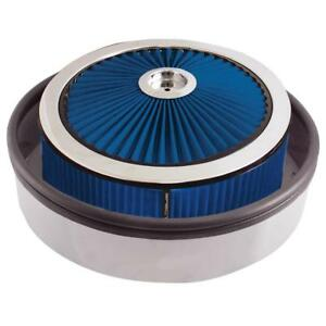 Spectre 98562 Air Filter Assembly 5in Tall Blue