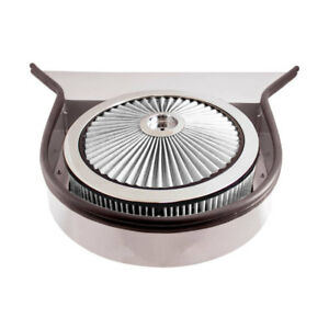 Spectre 98393 Air Filter Assembly 3in Tall White