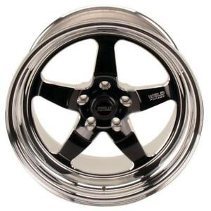 Weld Racing 71hb 8100b56a 18 In Rt S71 Rear Wheel For G Comp Nova