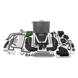 Edelbrock 15980 E force Supercharger Street Legal Kit 6 2l Ls3