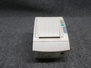 Samsung Srp 350 Pos Thermal Receipt Printer Parallel tested
