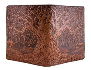Tree Of Life Leather Composition Notebook Cover Oberon Design Combined Shipping