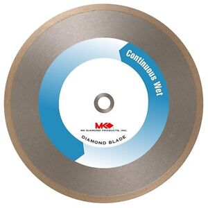 Mk Diamond 156651 Mk 215gl 7 Supreme Grade Diamond Blade For Cutting Glass