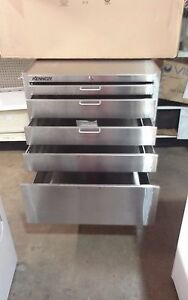 Kennedy 29 Stainless Steel Tool Box Md 28085