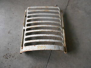 Oliver 880 Tractor Grill Insert