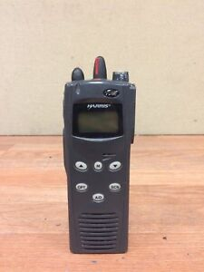 Macom Harris P5100 Radio Mahm 88dxx Features 1 4 7 8 9 10 23 30 Working Freeship