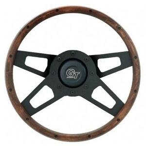 Grant 404 Challenger Series Steering Wheel 13 1 2 Inch Walnut