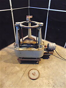 Ro tap Testing Sieve Shaker Number 3507 unit Powers Up Shakes S3329