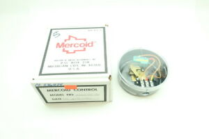 New Mercoid 123xls 7000 153 Water Level Control Switch 125 250v ac