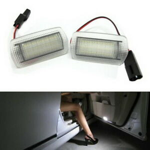 Oem Replace 18 Smd Full Led Side Door Courtesy Lights Assy For Lexus Or Toyota