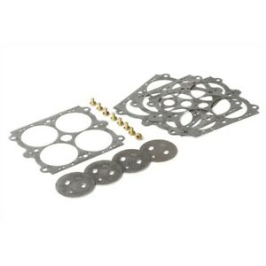 Holley 26 99 Throttle Plate Kit 1 3 4 Inch Plate Diameter