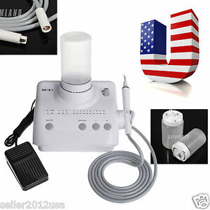 Usa Dental Ultrasonic Piezo Scaler Fit Ems woodpecker Auto Water Supply Tooth