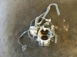 Throttle Body Throttle Valve Without Turbo Manual Fits 88 89 Mazda 626 157203