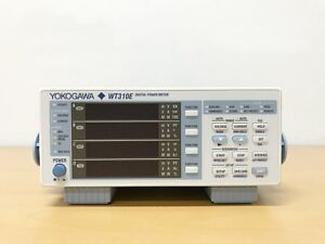 Yokogawa Wt310e Digital Power Meter option c2 f
