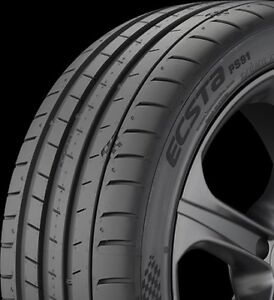 Kumho 2160923 Ecsta Ps91 295 30 20 Xl Tire