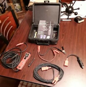 Nice Untested Power Probe 111 Ec 2000 Diagnose Short Circuits Like A Pro Ioc