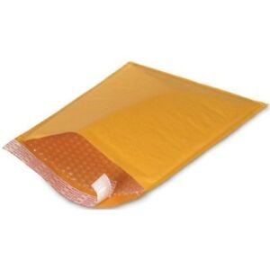Kraft Bubble Mailers Envelopes Bags 0 00 000 1 2 3 4 5 6 7 100 To 2000