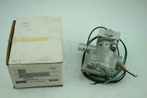 Parker Mini King Solenoid Pilot Valve Model 46 120v