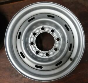 1998 1999 2000 Dodge Ram 1500 2500 3500 Srw Van 16 Factory Oem Wheel Rim 2043