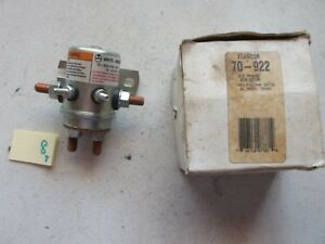 New In Box Stancor Contactor 70 922 197 1