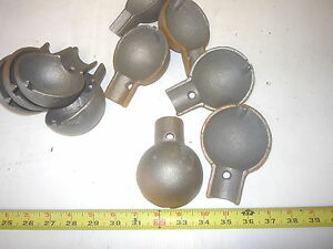 5 Pair New Cast Iron Maytag Gas Engine Muffler