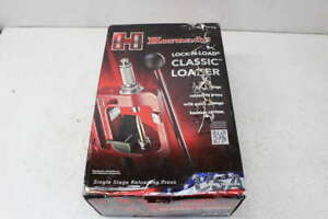 Hornady 085001 Lock-N-Load Classic Loader Reloading Press